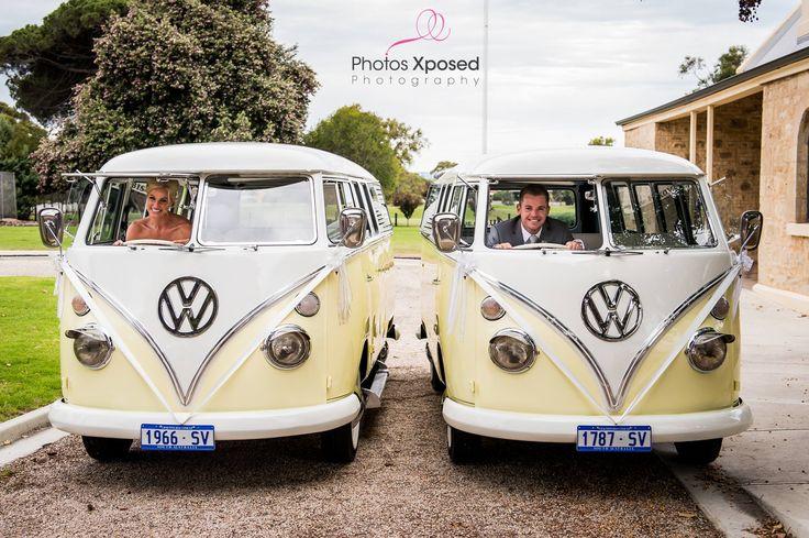 Kombi Wedding Twins