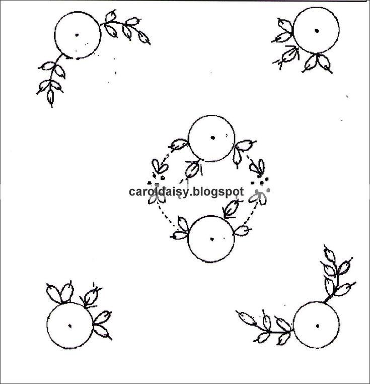http://caroldaisy.blogspot.comSilk Ribbon Embroidery: FREE SRE DESIGNS