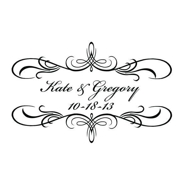 Wedding Monogram: 15 Best Wedding Monograms Images On Pinterest