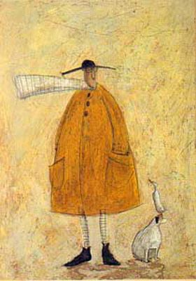Sam Toft -- Picture Detail The Dog and the Duck