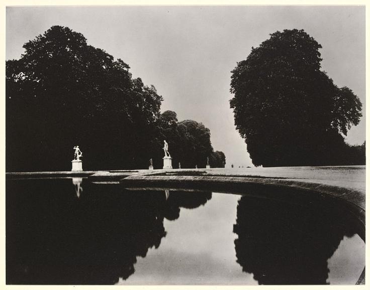 St. Cloud, Jean Eugène Auguste Atget