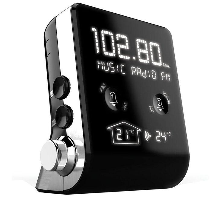 56.90 euro Ρολόι - ξυπνητήρι με ραδιόφωνο και Θερμόμετρο THOMSON CT390 - ΗΧΟΣ-ΦΩΣ-ΕΙΚΟΝΑ Ραδιόφωνα - Antoniadis Electro - Αντωνιάδης Ηλεκτρονικά
