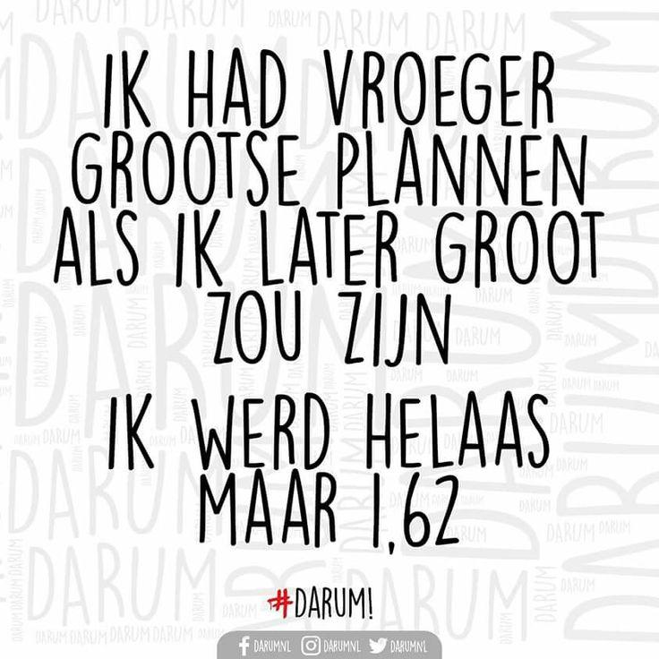 Grootse plannen...