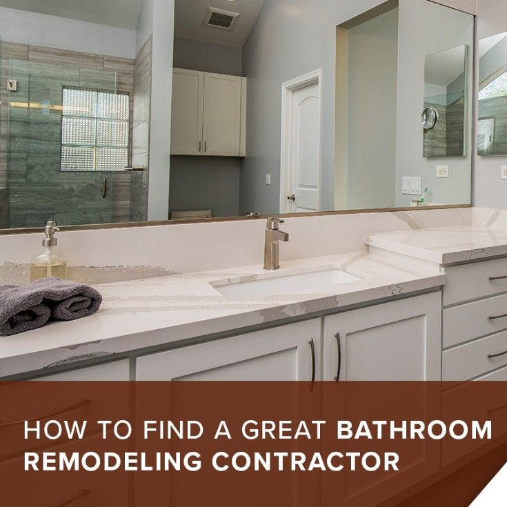 10 Steps For Selecting The Right Bathroomremodeling Contractor
