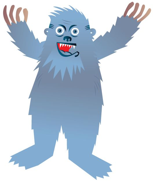 Content Marketing Myths & Yeti sightings - http://avalaunchmedia.com/blog/common-content-marketing-myths-and-crazy-yeti-sightings