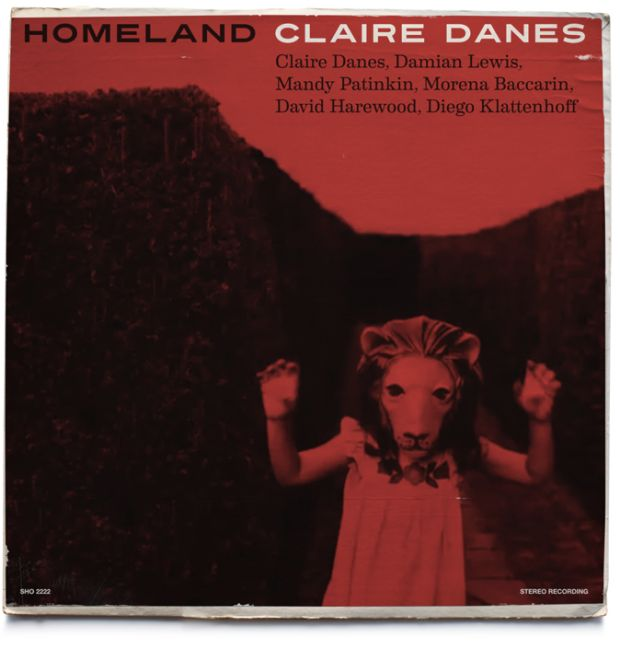 'Homeland' Vintage Jazz Record Covers - Airows
