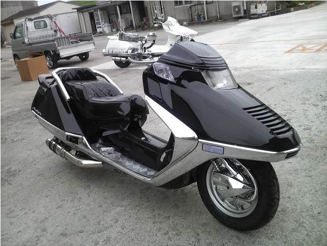 Honda Helix Scooter