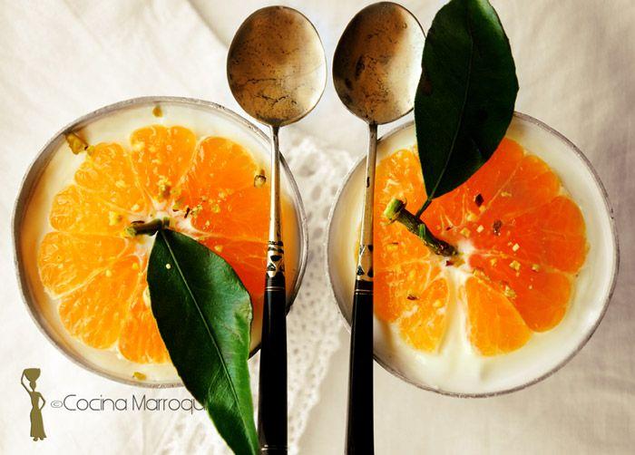Nueva Cocina Marroqui: Raib, el yogurt casero Marroquí