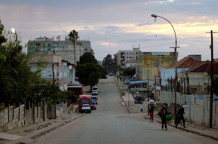 Lubango, Angola Africa