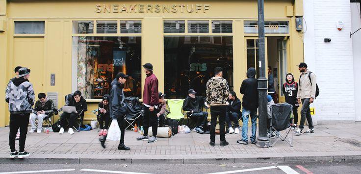 Sneakersnstuff London
