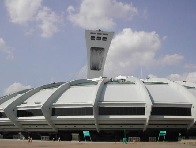Montreal Attractions range from the historic architecture to theme parks.: 9. Olympic Stadium