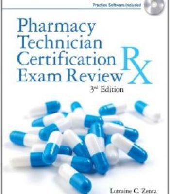 Pharmacy Technician Certification Exam Review PDF