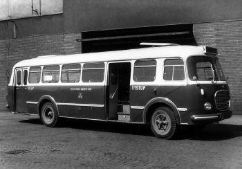 Škoda 706 RTO MTZ '1956–72