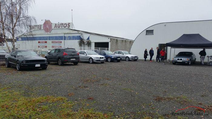 Debosselage sans peinture Nantes DSP 44 RenoPolishAuto decembre