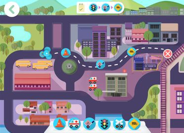 Dash and Dot Robots: Path App with Kindergarteners