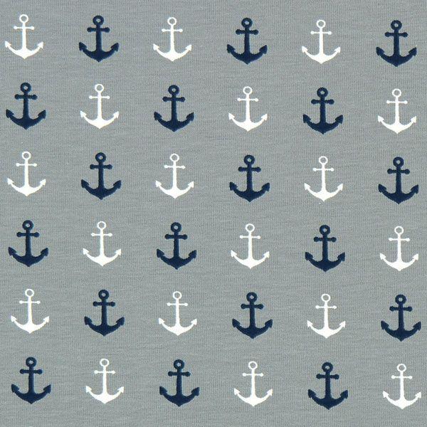 Jersey Ahoi Anker – grau