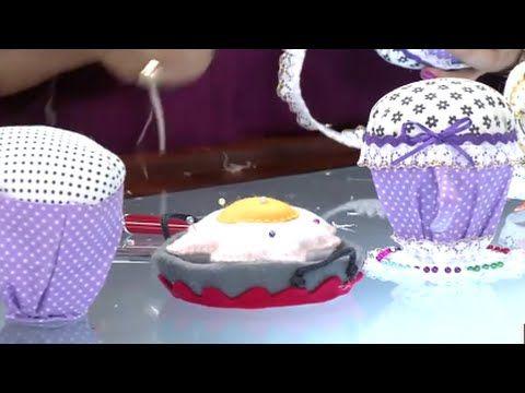 Como hacer una Caja para Joyero o costurero decorada con una Gallina por Juan Gonzalo Angel - YouTube