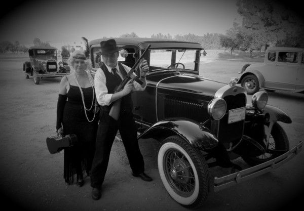 Gangsters in the roaring 20s