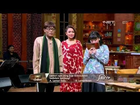 Ini Sahur 26 Juni 2015 Part 2/6 - Cici Panda, Cakra Khan, Vega Darwanti - YouTube