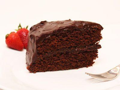 Идеальный шоколадный торт
