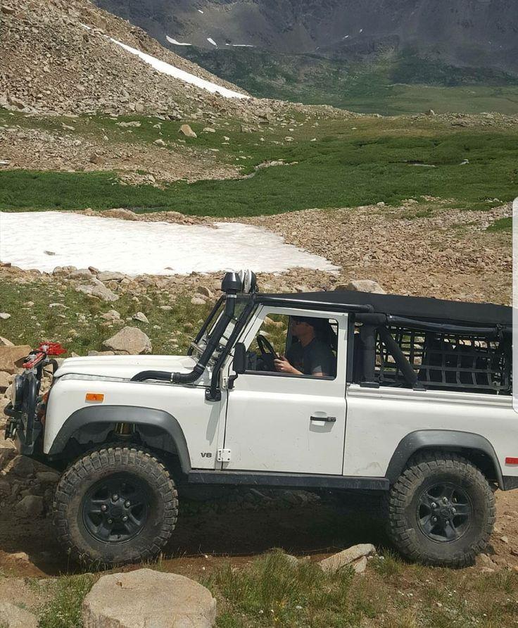226 Best Land Rover Defender 110 Images On Pinterest: 41 Best Land Rover Defender D90 D110 Images On Pinterest