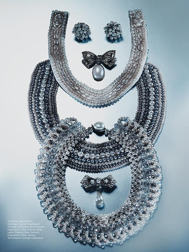 PLAID MAGAZINE/  Photography: Joseph Saraceno, Judy Inc #plaid #plaidmag #fashion #accessories #jewelry #diamonds #necklaces #style #photography #beauty #jewels #pretty