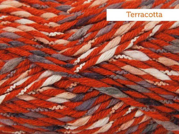 Schachenmayr Boston Style Yarn - Terracotta