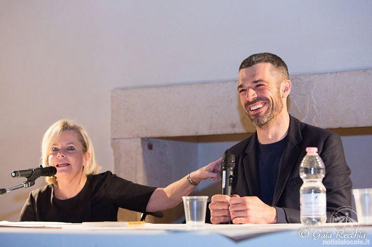 Luca Argentero e Fiamma Satta Foto Gaia Recchia #TivoliIncontra