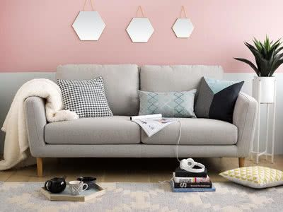 17 best nordic blush images on pinterest black metal blush and blushes. Black Bedroom Furniture Sets. Home Design Ideas