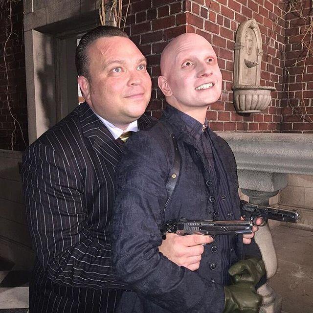 When two villains meet — it's magic. : Gotham Butch Victor Zsasz