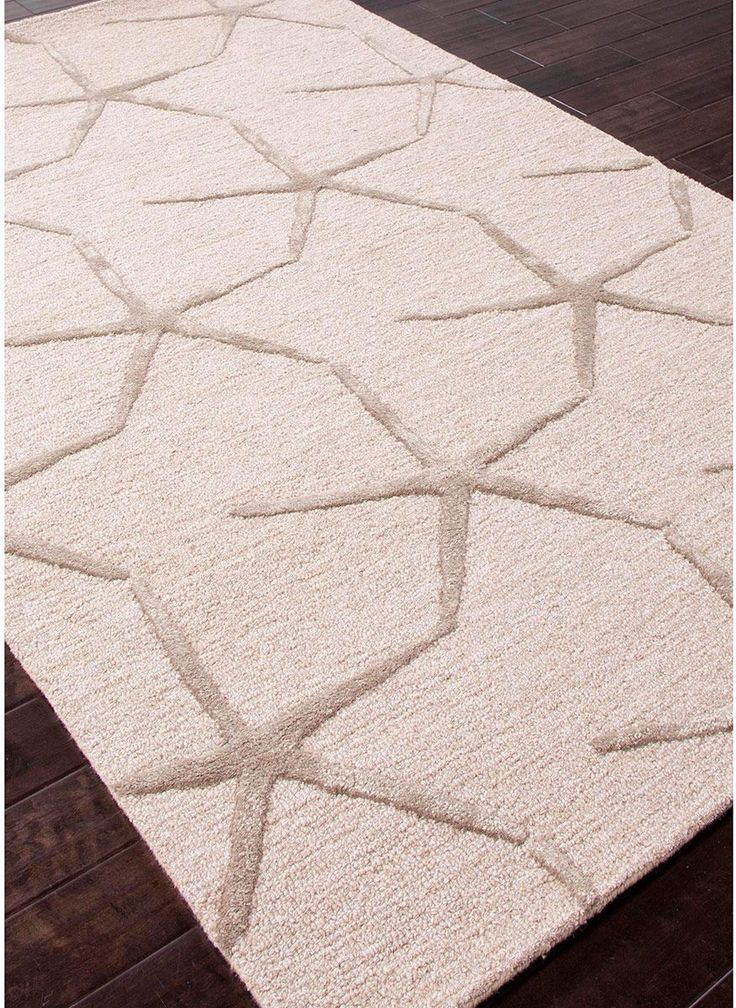 modernrugs.com Coastal Living Hand-Tufted Starfishing Neutral Modern Rug