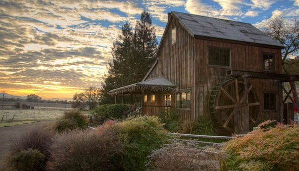 The top five stops along the Wine Road via @PureWow