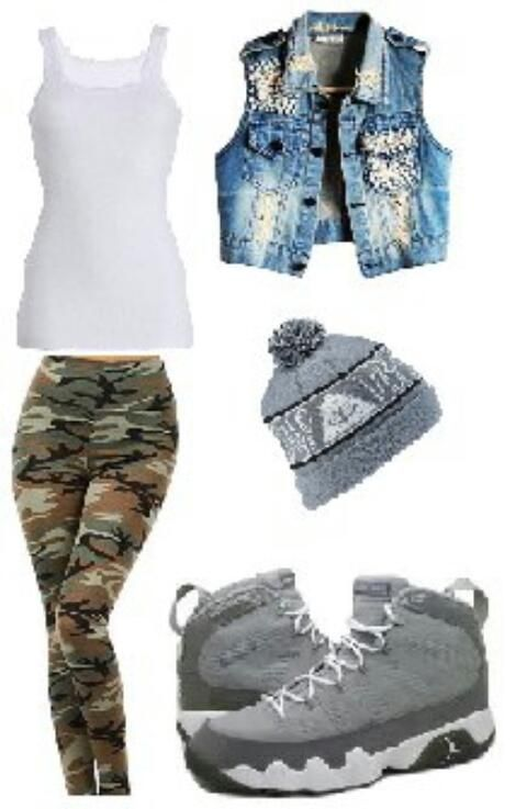 clothes on Pinterest | Swag Outfits, Polyvore and Swag