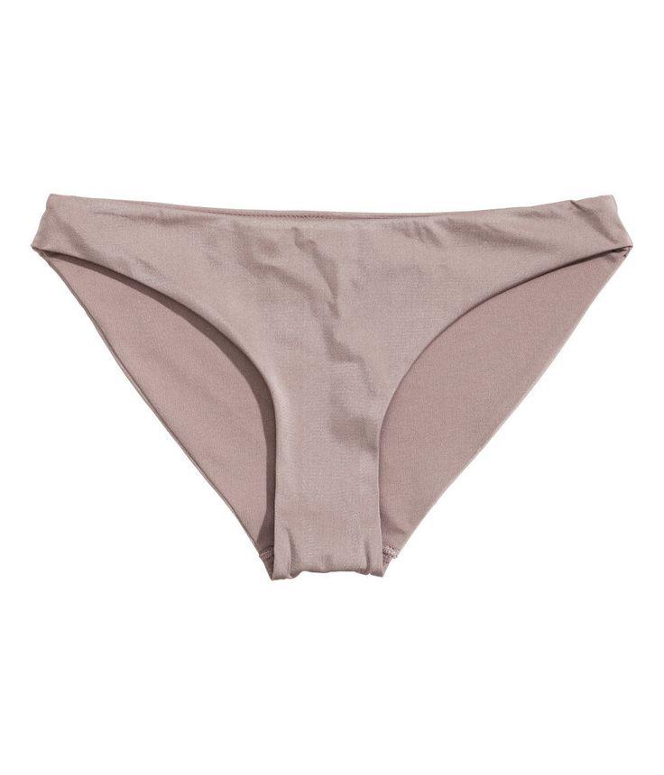 H&M Beige Bikini Bottoms MUST HAVE UK 14 BNWT