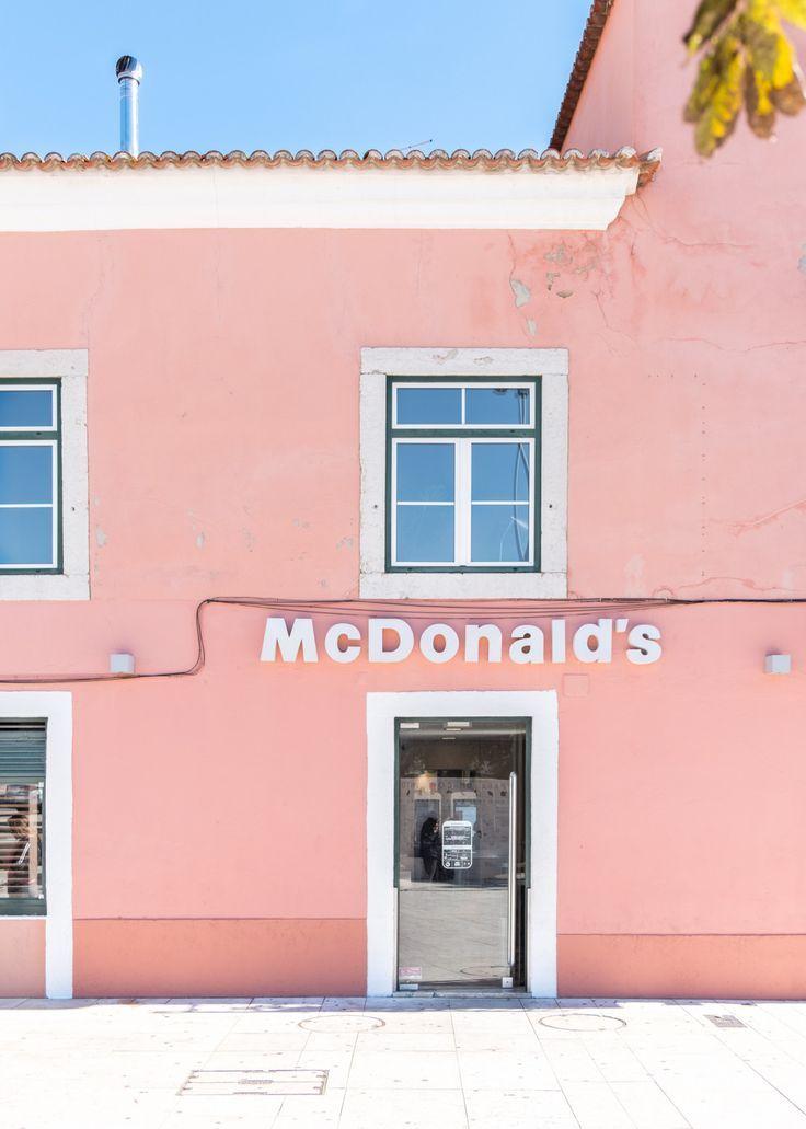 Over Vriendschap Amp Een Roze Mcdonalds Een Mcdonalds