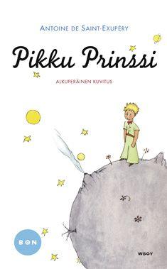 Pikku Prinssi (Nidottu, pehmeäkantinen), 8,95€