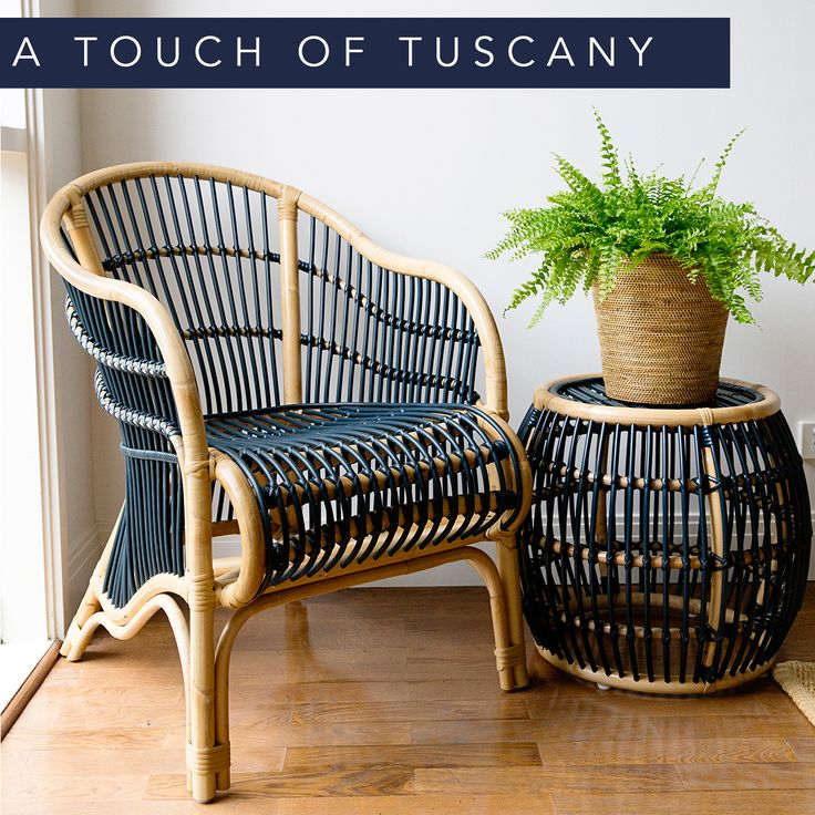Now you can add a touch of Tuscany to your home with our Tuscany Collection featuring a variety of chairs perfect for alfresco dining! www.rgimports.com.au