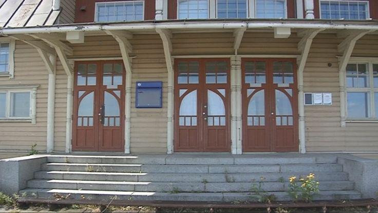 Savonlinnan vanha rautatieasema