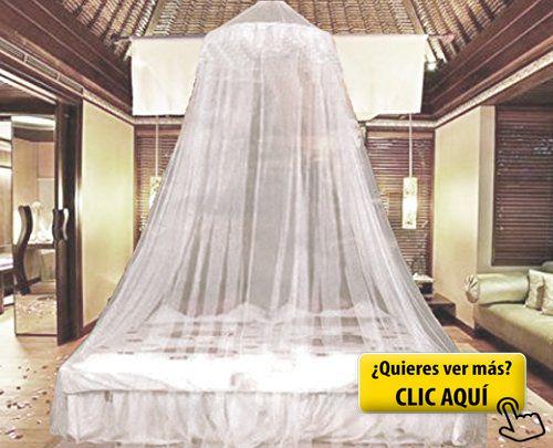 mosquitera dosel 12 m x de cobertura continua 2,7... #cama