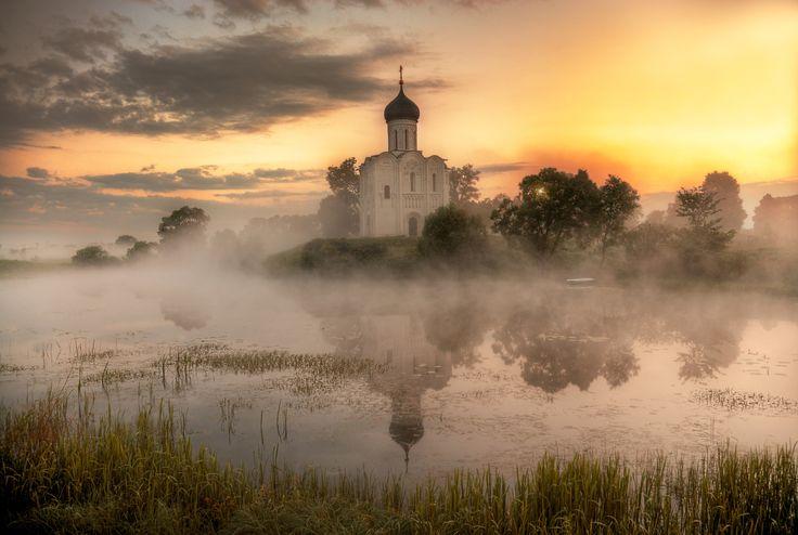 утро туманное... by Ed Gordeev on 500px