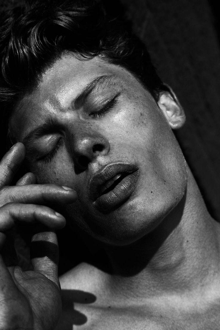 Jullien Herrera @ Major Models by Dana Scruggs #model #photography #fashionphotography #fashion #freckles #malemodel #blackandwhite #portrait #boy #majormodels #danascruggs #jullienherrera