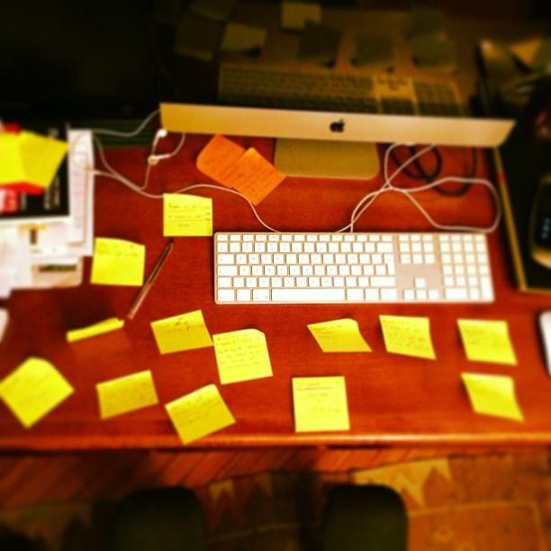 """@oltreilpassaparola's photo: """"Un sacco di idee per l'anno nuovo!!! Augurateci buona fortuna!!!"""""""