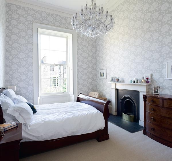 Soooo similar to our bedroom but cath kidston instead for Cath kidston style bedroom ideas