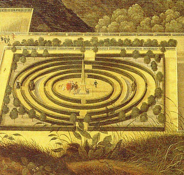 запуска рисунки лабиринта из древней греции именно рассвете