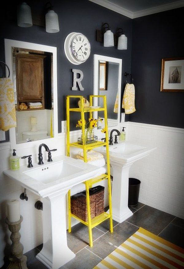 35 Smart DIY Storage Ideas For Tiny Bathroom