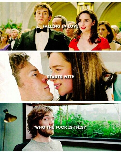 #Me Before You