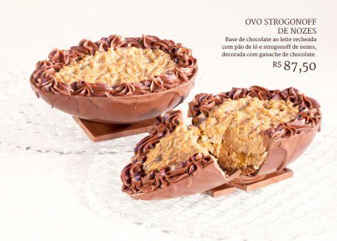 ovo torta strogonoff de nozes