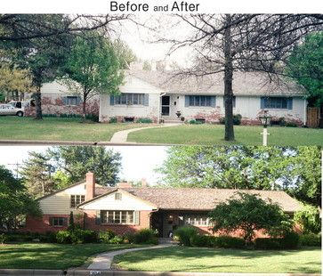 30 Best Before After Exterior Renovations Images On Pinterest Before After Home Ideas And Homes
