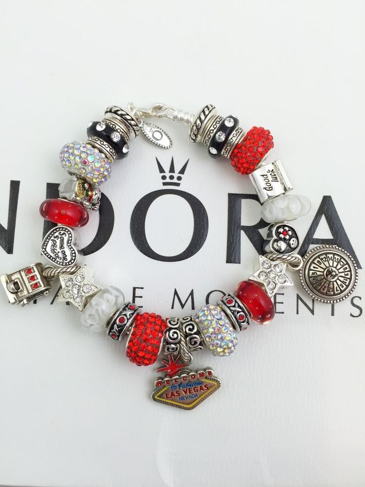 slot machine charm for pandora bracelet