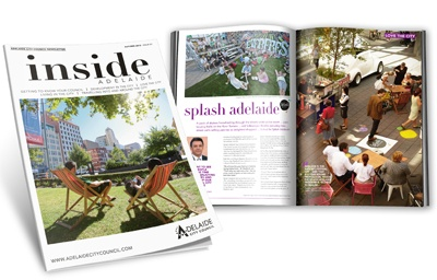 Inside Adelaide Newsletter « Algo Más Marketing